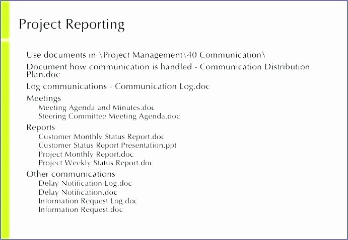 Project Management Meeting Agenda Template Beautiful Project Status Meeting Agenda Template Management