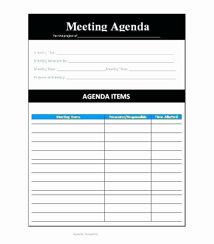 Project Management Meeting Minutes Template Awesome Project Management Status Meeting Agenda Template Team