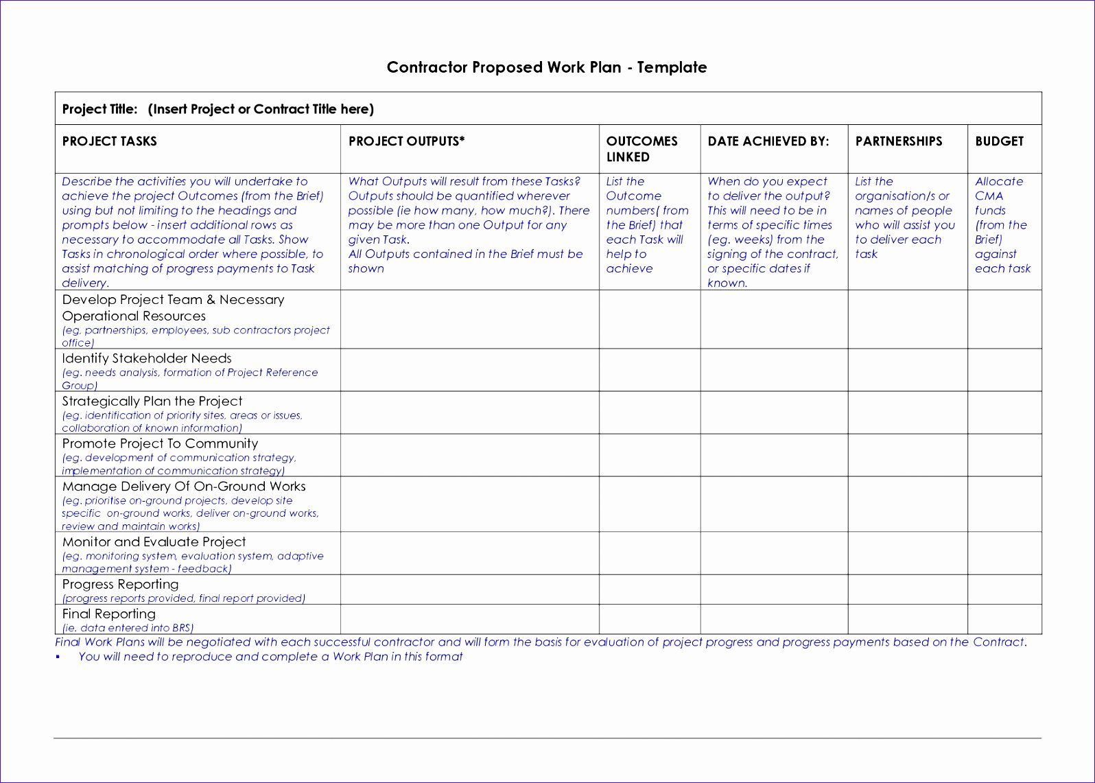 Project Management Schedule Template Awesome 6 Construction Schedule Template Excel Free Download