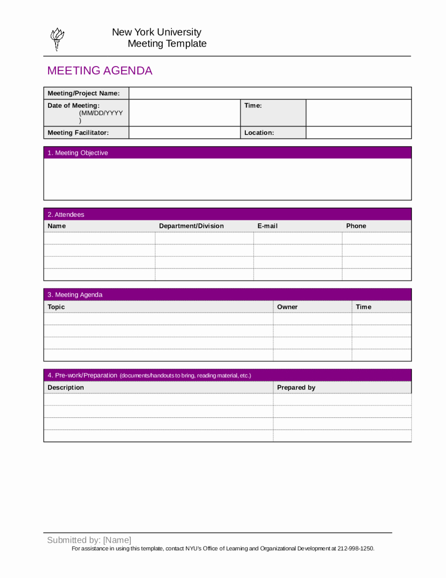 Project Meeting Minutes Template Awesome 2019 Meeting Minutes Template Fillable Printable Pdf