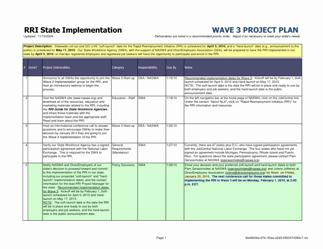 Project Plan Outline Template Lovely Sample Project Plan Template