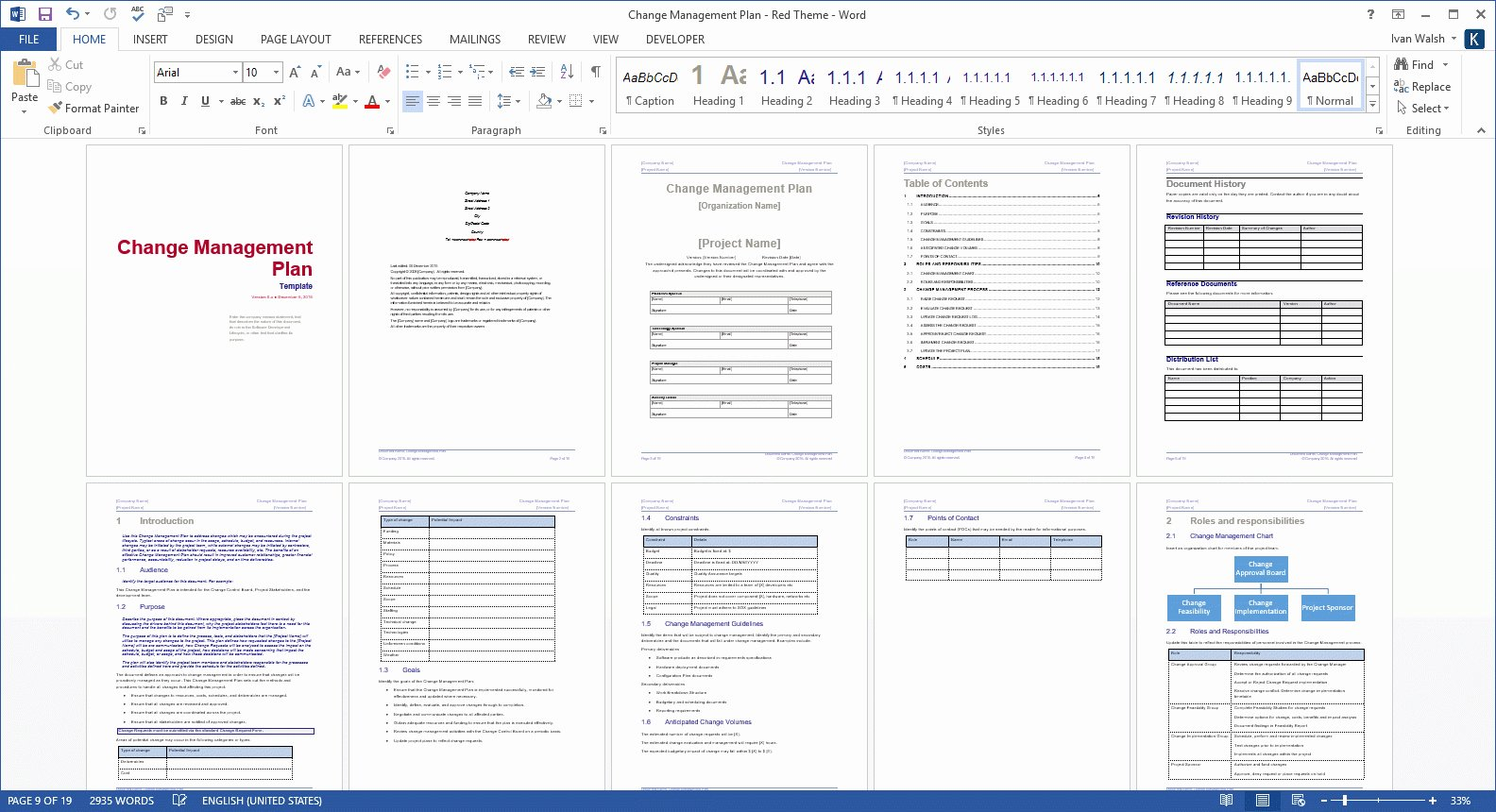 Project Plan Template Microsoft Word Unique Project Management Plan Templates Free Example Of
