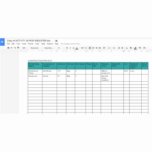 Project Proposal Template Google Docs Inspirational Project Plan Template Google Docs