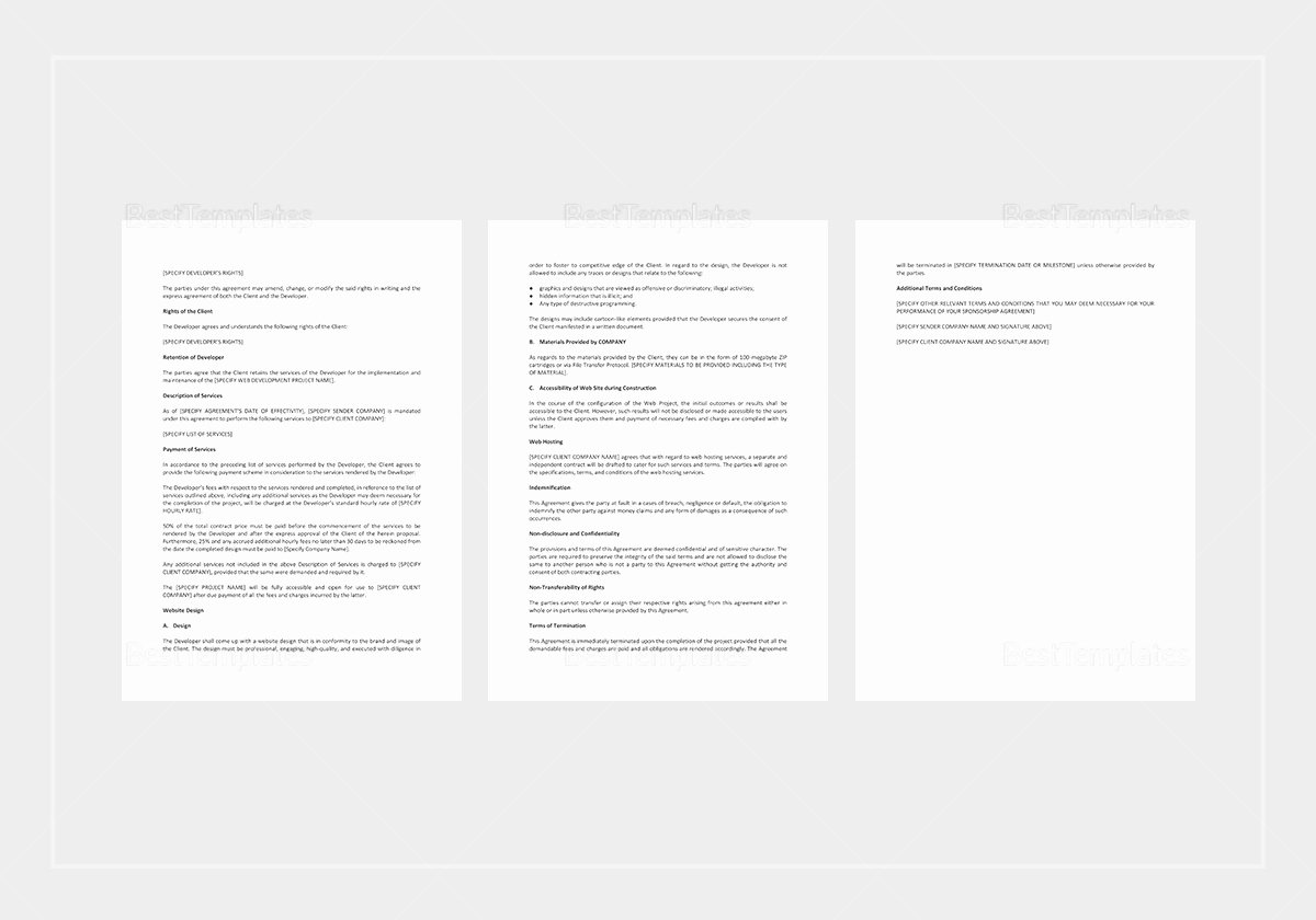 Project Proposal Template Google Docs Lovely Website Project Proposal Template In Word Google Docs