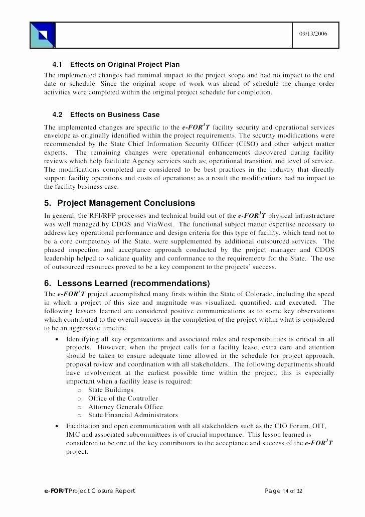 Project Proposal Template Google Docs New Project Closure Email Template Project Closeout Checklist