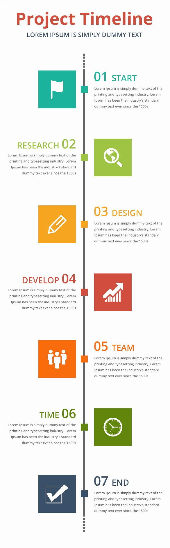 Project Timeline Template Word Inspirational Project Timeline Templates 19 Free Word Ppt format