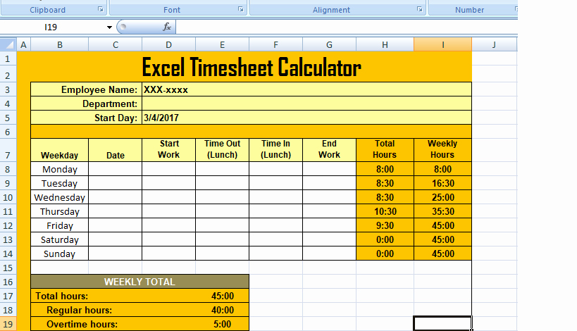 Project Timesheet Template Excel Beautiful Get Excel Timesheet Calculator Template Xls