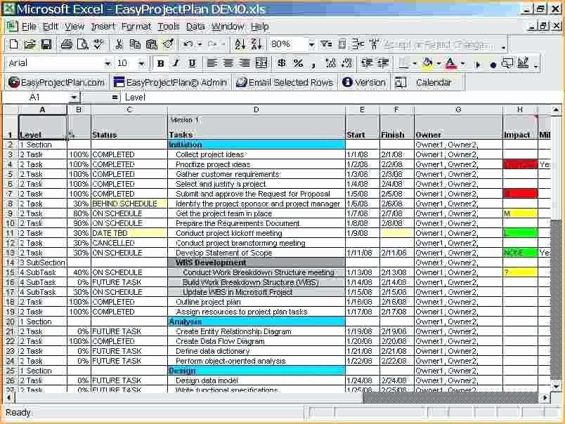 Project Work Plan Template Best Of Project Management Programme Template Free Excel