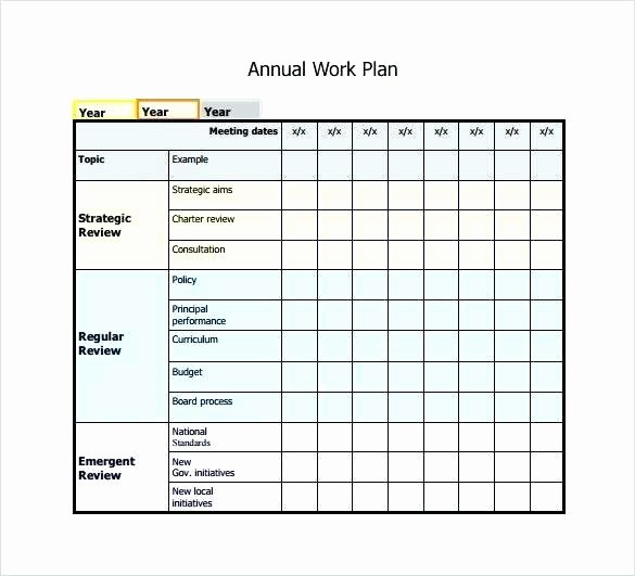 Project Work Plan Template New Project Review Template Excel Construction Management