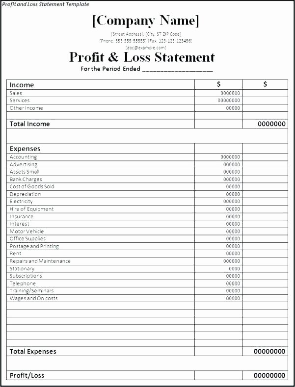 Projected Income Statement Template Best Of Projected In E Statement Template Xls Bud forecast