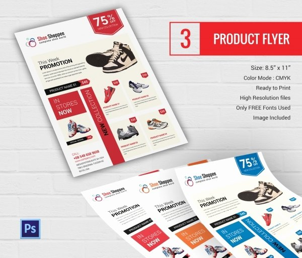Promotion Flyer Template Free Fresh Sales Flyer Template 61 Free Psd format Download