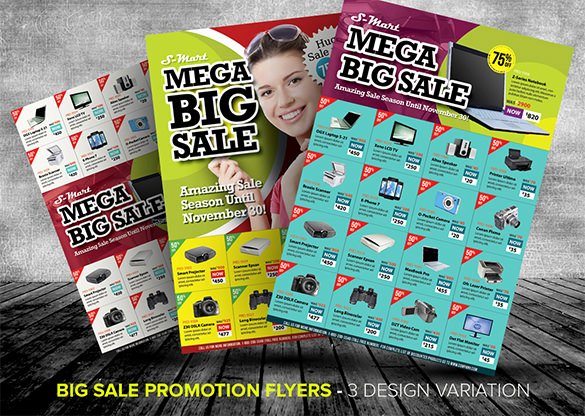 Promotion Flyer Template Free Lovely 17 Popular Psd Promotional Flyer Templates