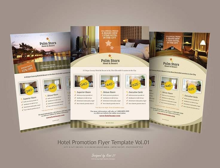 Promotion Flyer Template Free Lovely Hotel Promotion Flyer Promotions Pinterest