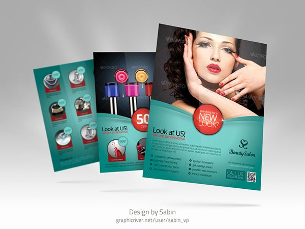 Promotion Flyer Template Free Lovely Product Promotion Flyer Template – Multipurpose On Behance