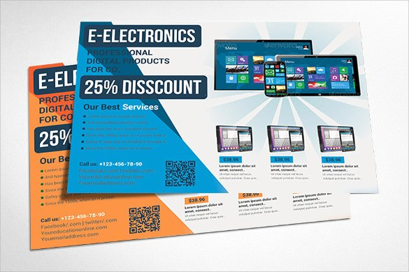 Promotional Flyers Template Free Awesome 21 Wonderful Promotional Flyer Templates