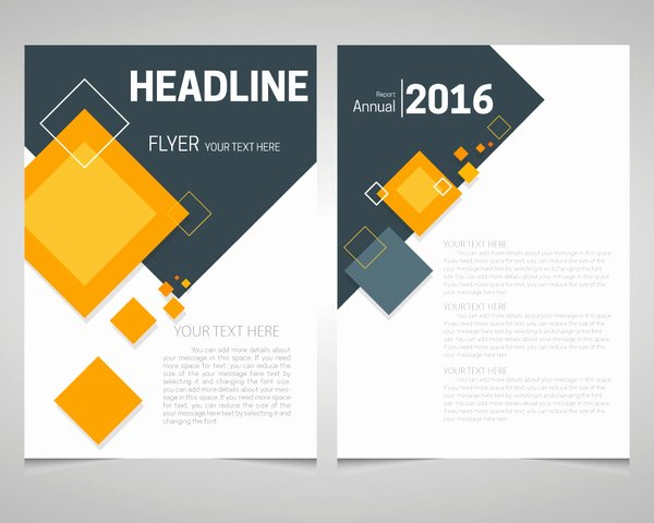 Promotional Flyers Template Free Awesome Promotion Flyer Template Free Vector 14 473 Free