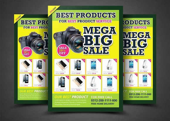 Promotional Flyers Template Free Fresh Product Promotion Print Templates Flyer Templates On