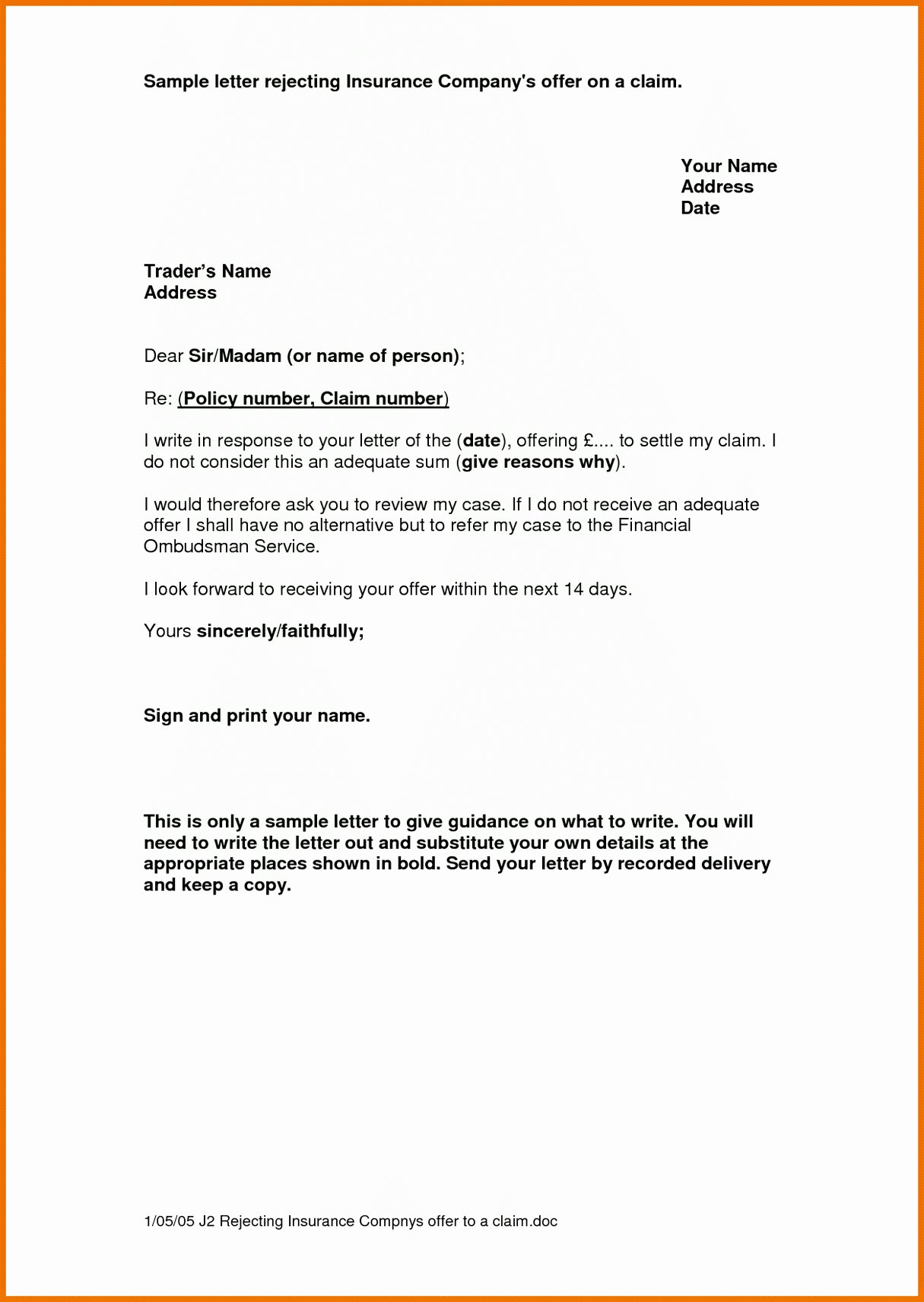 Proof Of Insurance Template Awesome Proof Auto Insurance Letter Template Examples