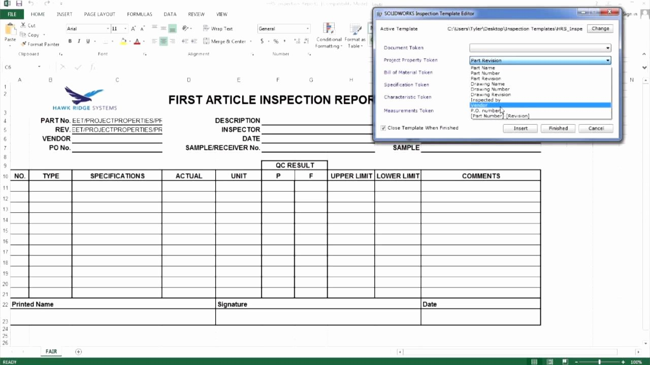 Property Inspection Reports Template Fresh Reportpection Template In Excel Alberta Engineering for