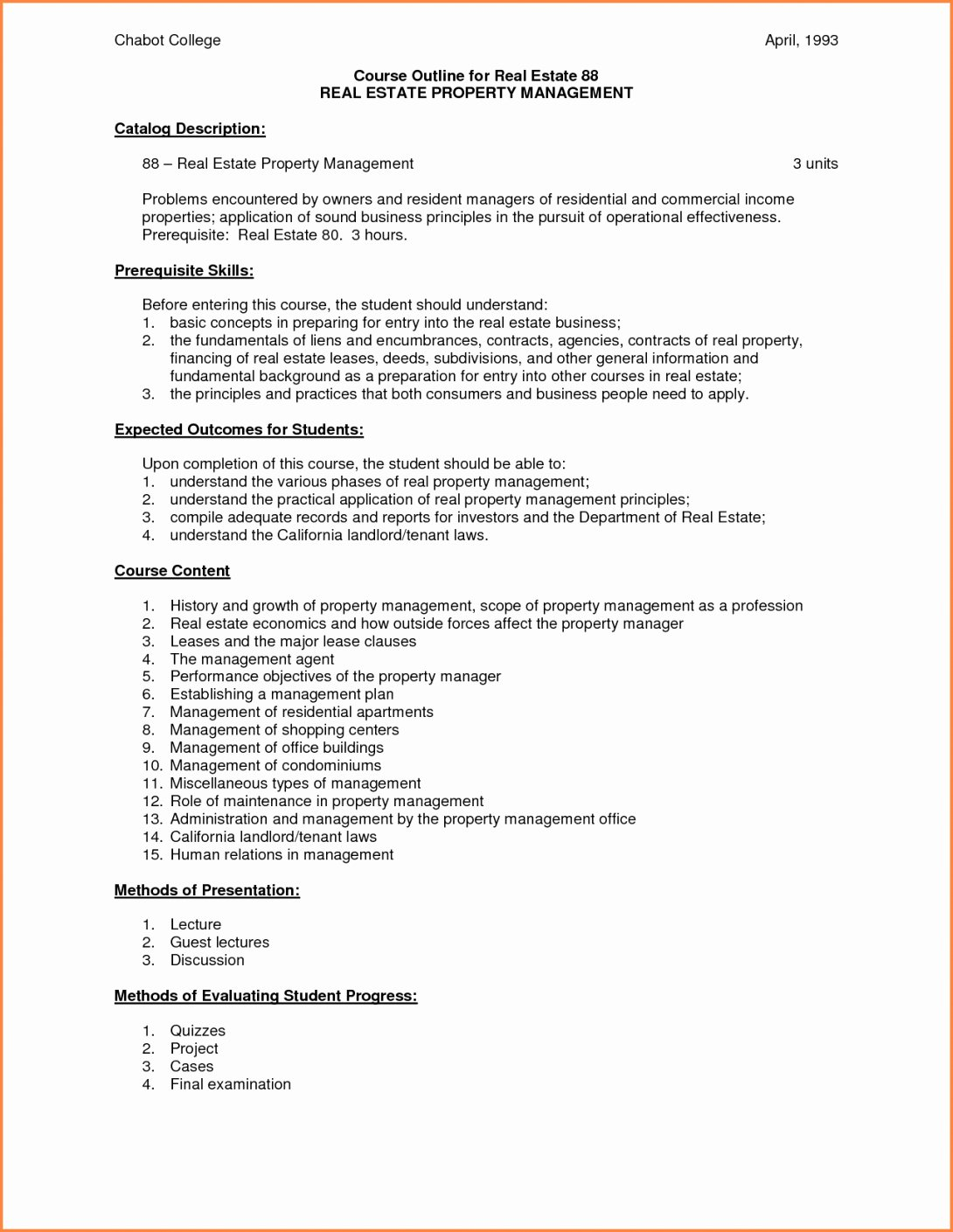 Property Management Proposal Template Beautiful Property Management Plan Sample Best Property