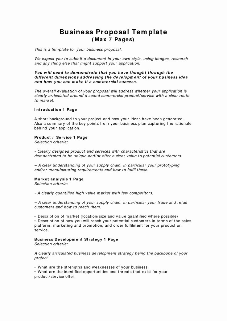 Property Management Proposal Template Best Of Best 25 Business Proposal Examples Ideas On Pinterest