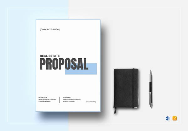 Property Management Proposal Template Fresh 14 Property Management Proposal Templates to Download