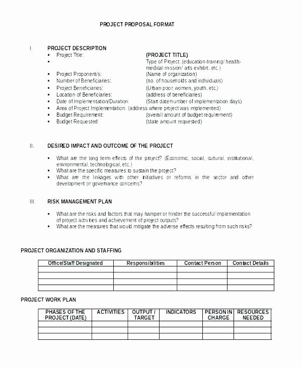 Property Management Proposal Template Lovely Property Management Proposal Template