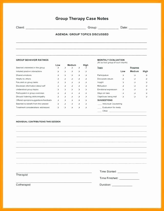 Psychotherapy Progress Note Template Pdf Best Of Download Our Sample Psychiatric Progress Note Template