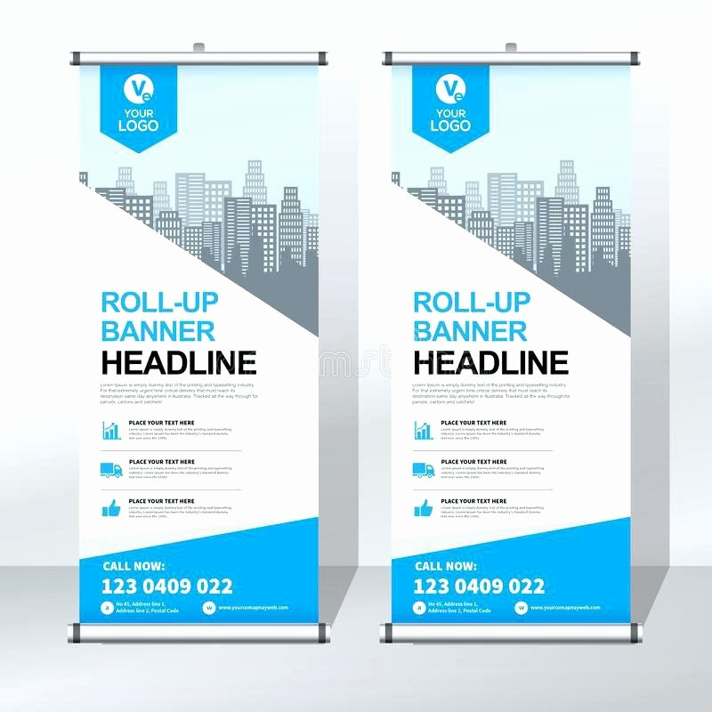 Pull Up Banner Template Awesome Pull Up Banner Design Template – Updrill