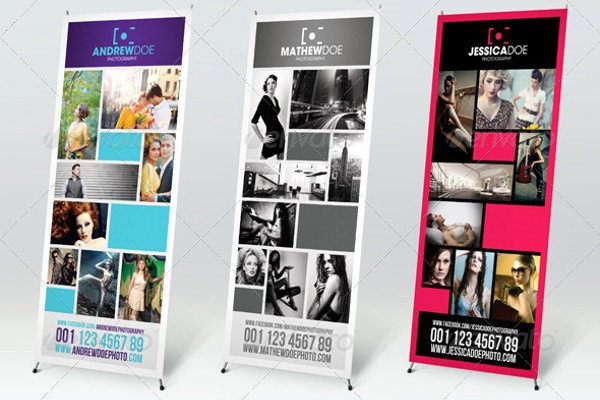 Pull Up Banner Template Elegant 9 Advertising Pull Up Banners Design Templates