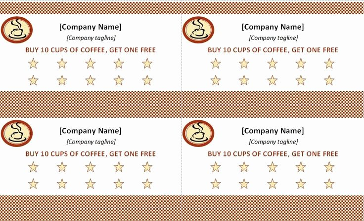 Punch Card Template Free Downloads Awesome Punch Card Template Zumba Pinterest