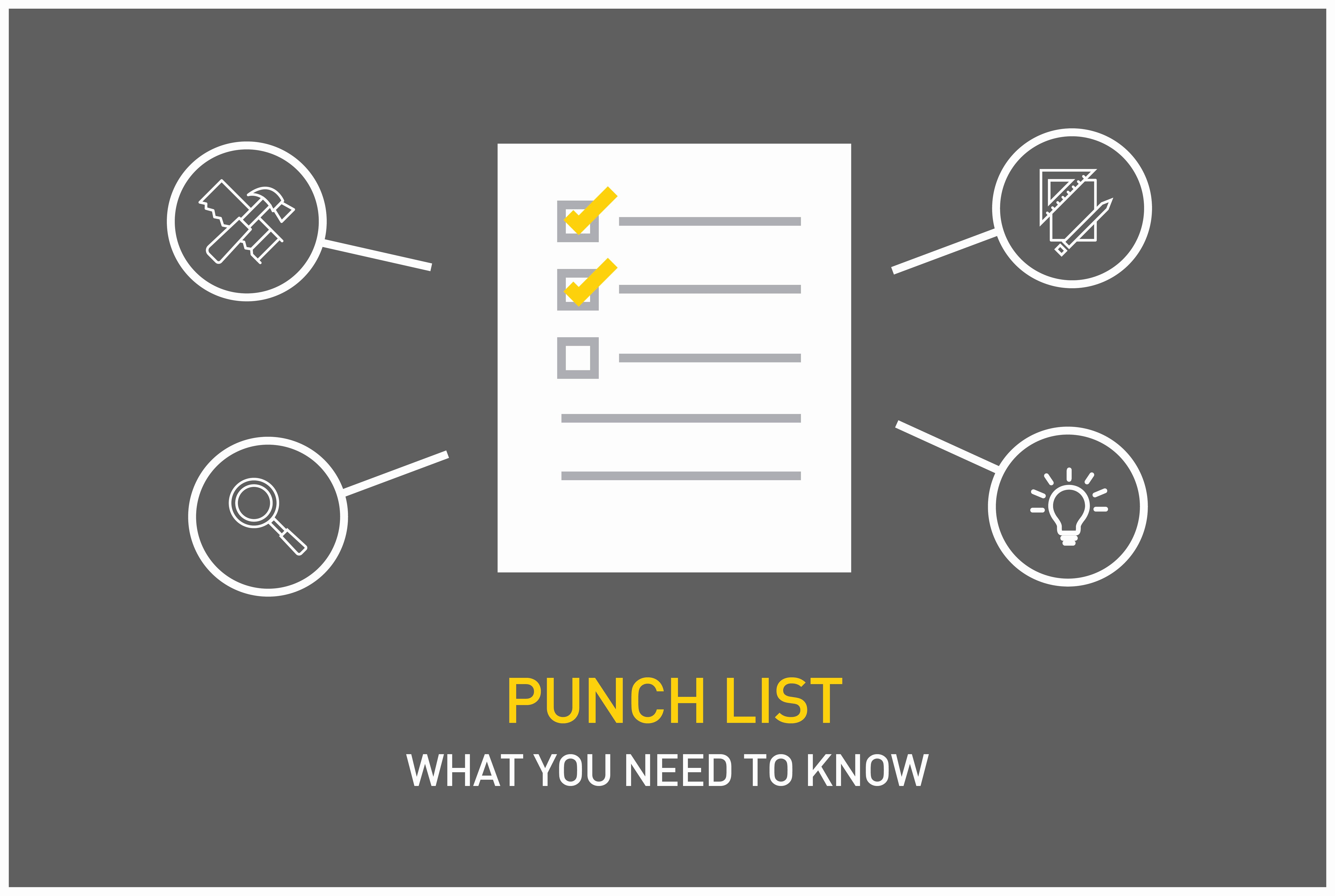 Punch Out List Template Lovely Construction Punch List Everything You Need to Know