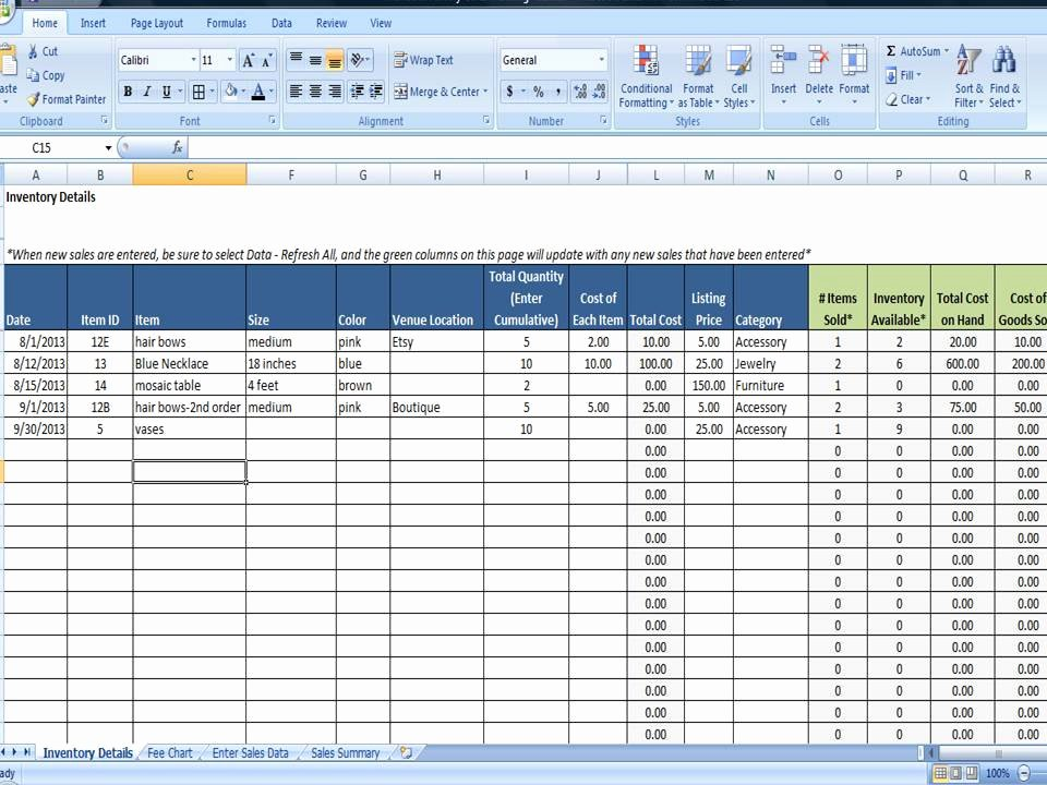 Purchase Sales Inventory Excel Template Best Of Free Excel Inventory and Sales Spreadsheet