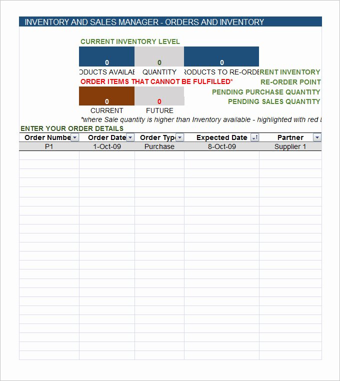 Purchase Sales Inventory Excel Template Best Of Inventory Spreadsheet Template 48 Free Word Excel
