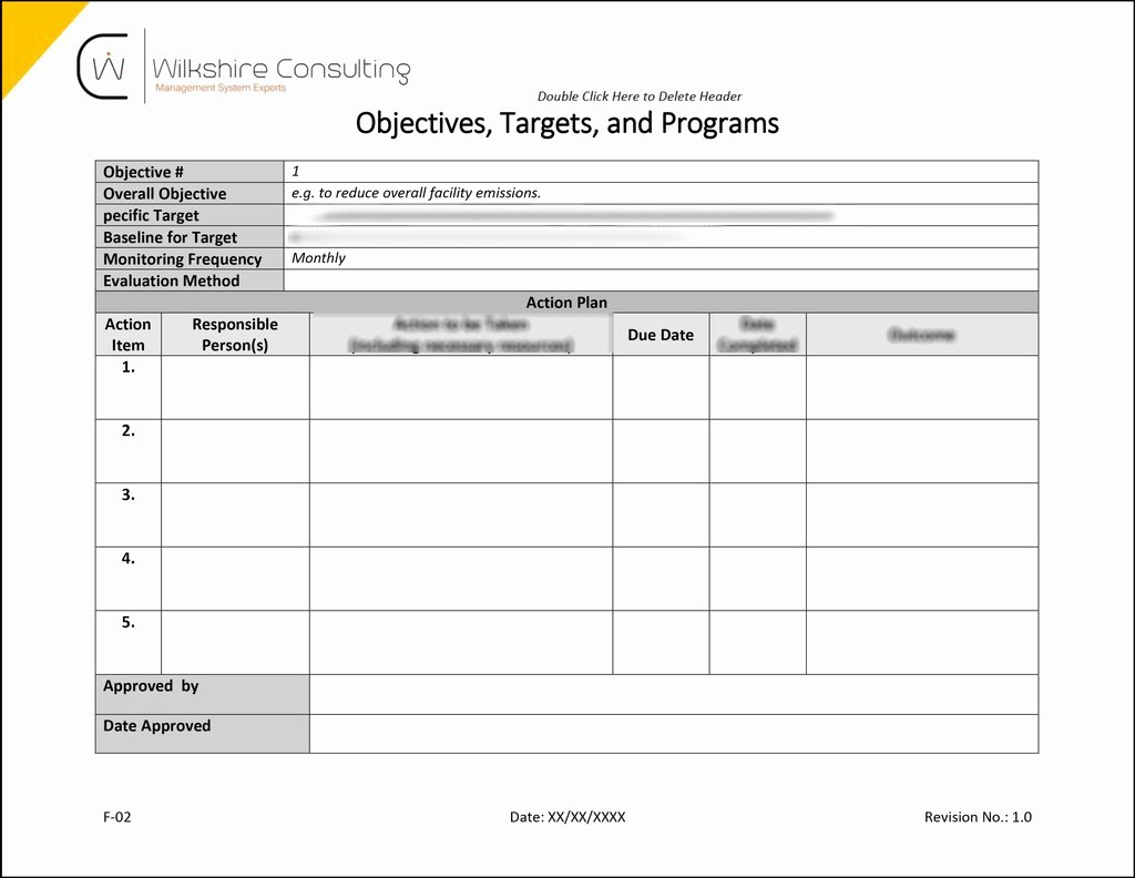 Quality Control form Template Unique iso 9001 2015 Quality Management System Documentation