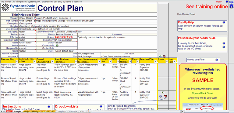 Quality Control Plan Template Excel Lovely Quality Control Template Excel