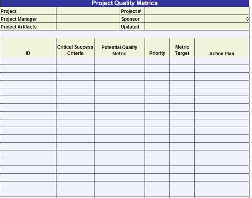 Quality Control Program Template Inspirational Quality Control Template Excel