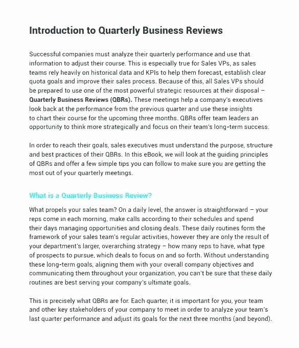 Quarterly Performance Review Template Inspirational Workplace Performance Review Template Employee Business