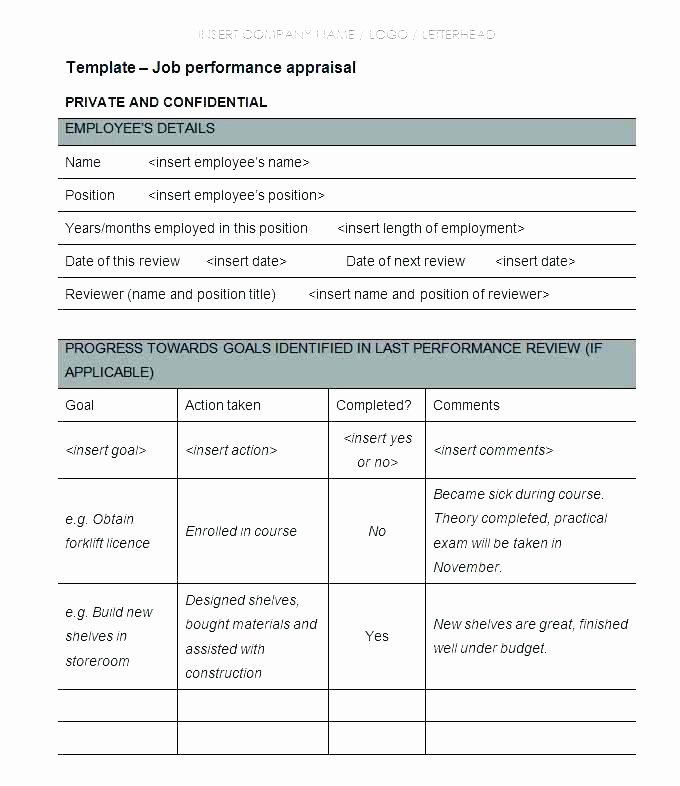 Quarterly Performance Reviews Template Elegant Quarterly Employee Review Template Performance forms