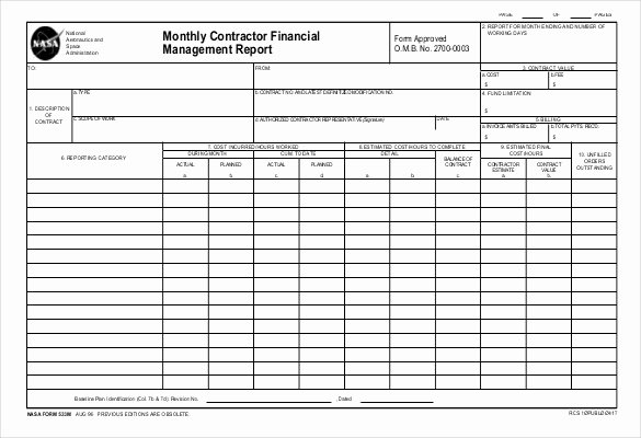 Quarterly Report Template Excel Lovely Monthly Report Template Excel Templates Data