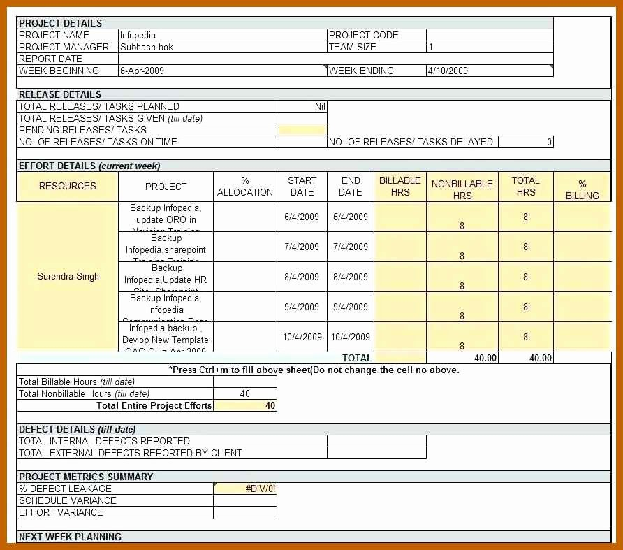 Quarterly Report Template Excel New 6 7 Reports Templates Word