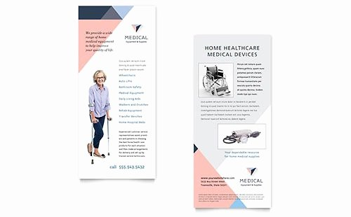 Rack Card Template Indesign Awesome Rack Card Template