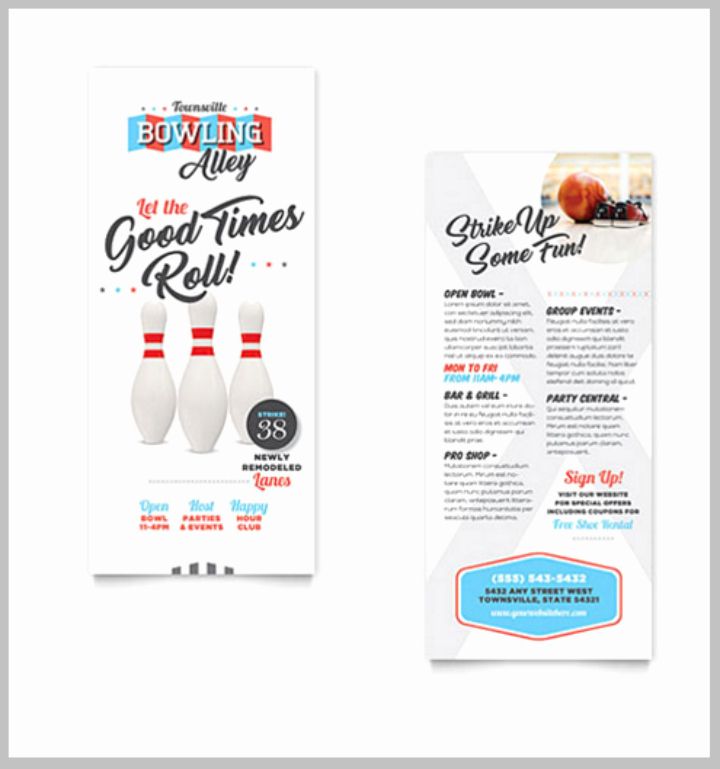 Rack Card Template Indesign Inspirational 29 Indesign Rack Card Templates Editable Psd Ai format
