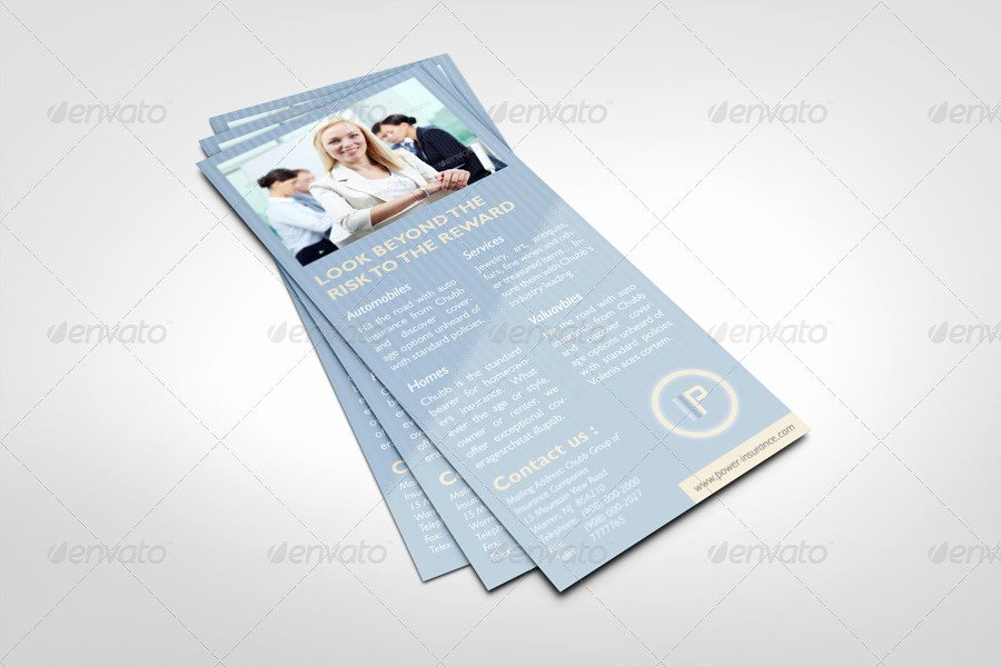 Rack Card Template Indesign New Business Rack Card Template by Idesignstudionet