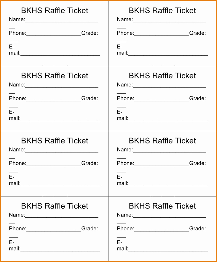 Raffle Entry form Template Awesome Drawing Slips Template Raffle Ticket Template 3