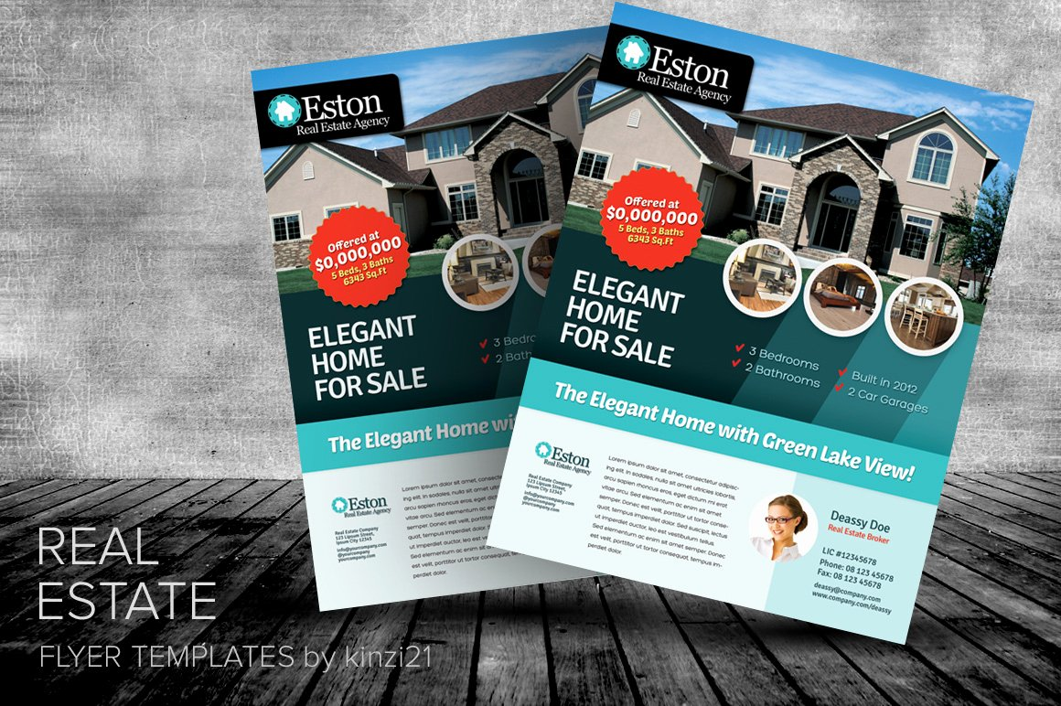 Real Estate Advertisement Template Lovely 13 Real Estate Flyer Templates Excel Pdf formats