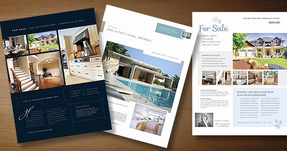 Real Estate Advertisement Template Unique How to Make and Design On Pinterest