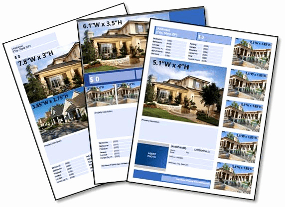 Real Estate Agent Flyer Template Beautiful top 25 Real Estate Flyers & Free Templates