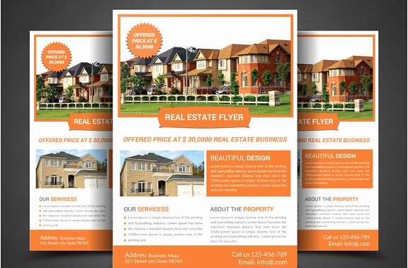 Real Estate Agent Flyer Template Fresh 10 Professional Real Estate Agent Brochure Templates Free
