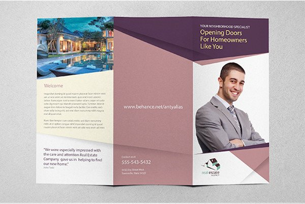 Real Estate Agent Flyer Template Unique 47 Free Flyer Templates